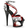 MOON - 740 Dalmation Red/Black